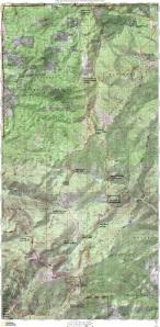 HURL Elkhorn 50 Mile Course Map
