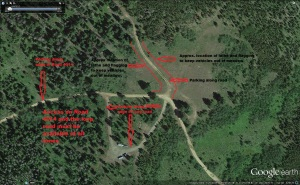 Willard Creek Start-Finish Area Operations Plan
