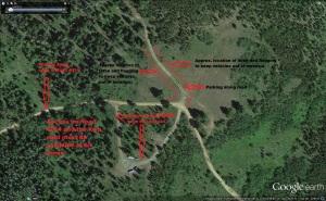 Willard Creek Start-Finish Area Operations Plan